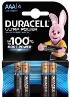 Батарейка Duracell Ultra Power тип ААА 4шт