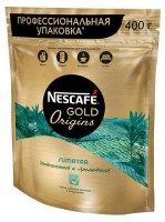 Кофе Nescafe Gold Origins Sumatra растворимый сублимированный 400г