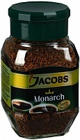 Кофе растворимый Jacobs Monarch 190г