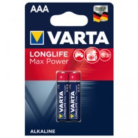 Батарейки Varta LongLife Max Power АAA 2шт