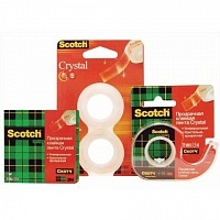 Лента Scotch Magic клейкая 1,9х750см, 2шт