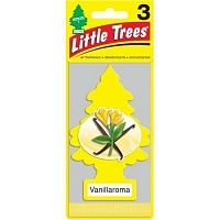 Ароматизатор Car Freshner Little Trees vanillaroma