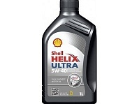 Масло Shell Helix Ultra 5W-40 1л