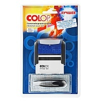 Самонаборный штамп Colop Printer 30set 5 строк