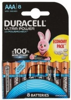 Батарейки Ultra Power Duracell AAA 8шт