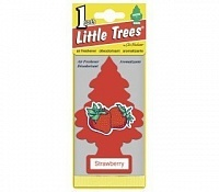 Ароматизатор Car Freshner Little Trees Strawberry