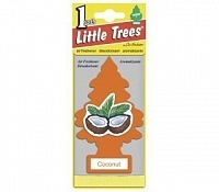 Ароматизатор Car Freshner Little Trees Coconut