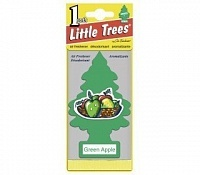 Ароматизатор Car Freshner Little Trees Green Apple
