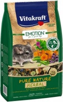 Корм для шиншилл Vitakraft Pure Nature Herbal, 600г