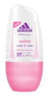 Дезодорант-антиперспирант Adidas Action Control Cool Care, 50 мл
