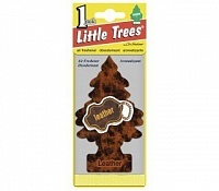 Ароматизатор Car Freshner Little Trees Leather