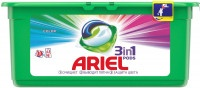 Капсулы для стирки Ariel Liquid Capsules. Color, 30шт