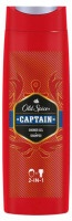 Гель для душа и шампунь 2в1 «Captain» Old Spice, 400 мл